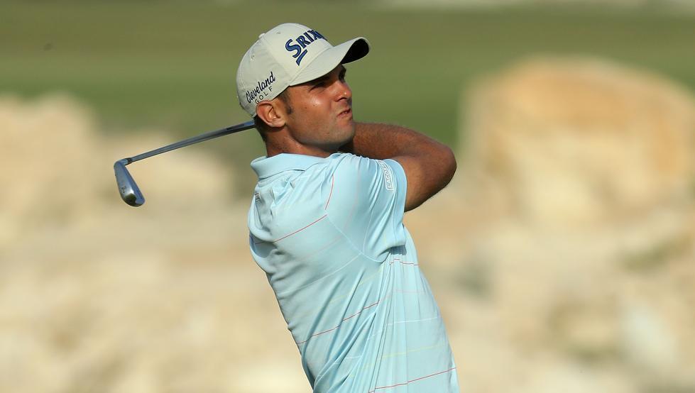 Adri Arnaus a Club Golf Moià